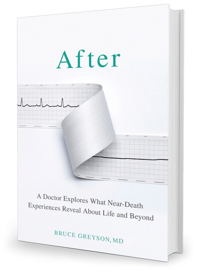 After: A Doctor Explores What Near-Death Experiences Reveal About Life and Beyond - UK Edition