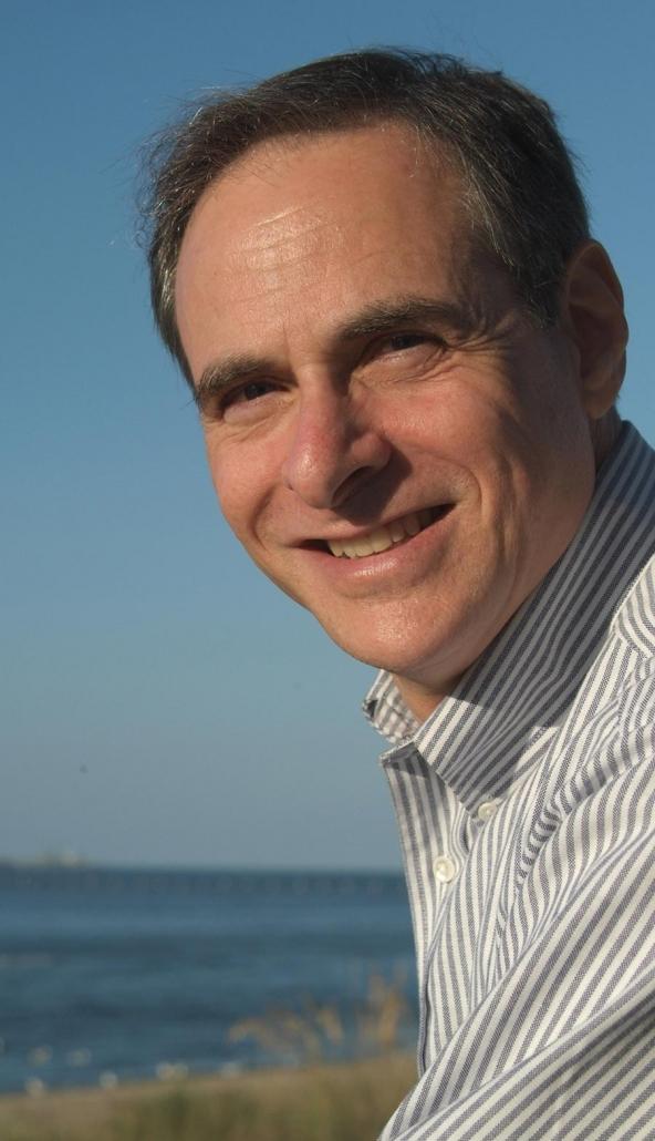 Author Dr. Bruce Greyson