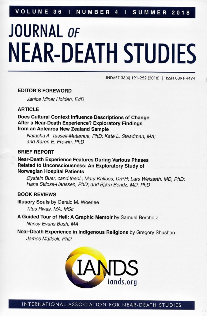 The Journal of Near-Death Studies